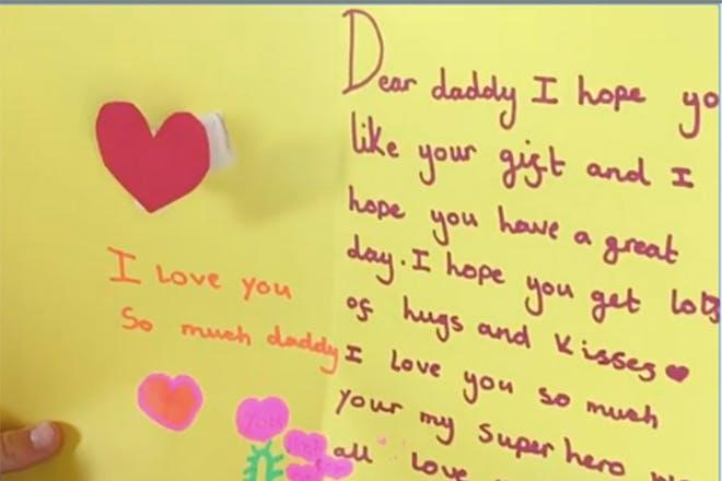David Beckham Father's Day
