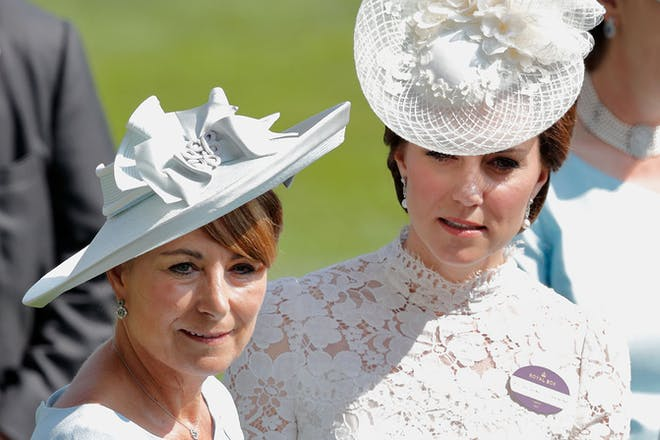 13. Kate Middleton's mum