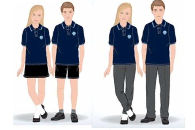 Gender neutral uniform