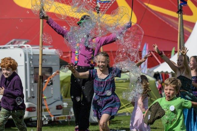 25. Shrewsbury Folk Festival, Shropshire, 27-30 Aug 2021
