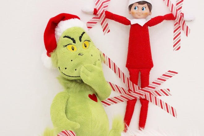 60. Attack of the Grinch