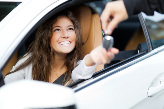 5. Rent out your car