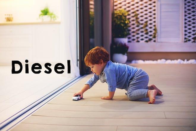 Diesel baby name