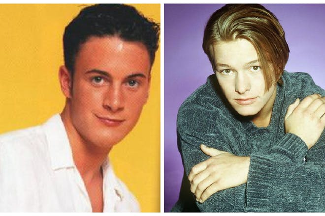 90s soap heartthrobs then and now