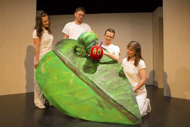 The Very Hungry Caterpillar at the Rose Theatre