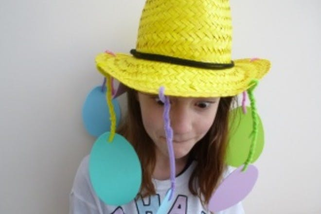 How to make an Oz style Easter bonnet