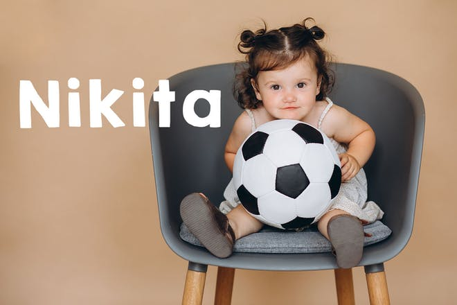 Nikita baby name