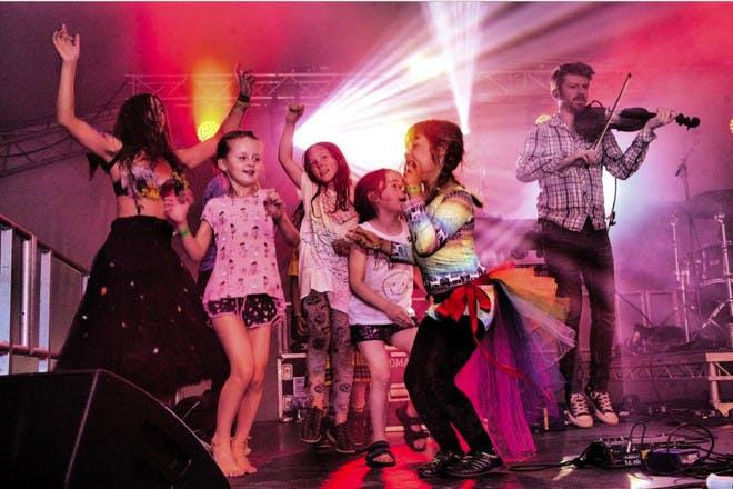 3. Doune the Rabbit Hole Festival, Stirlingshire, 15-18 Jul 2021