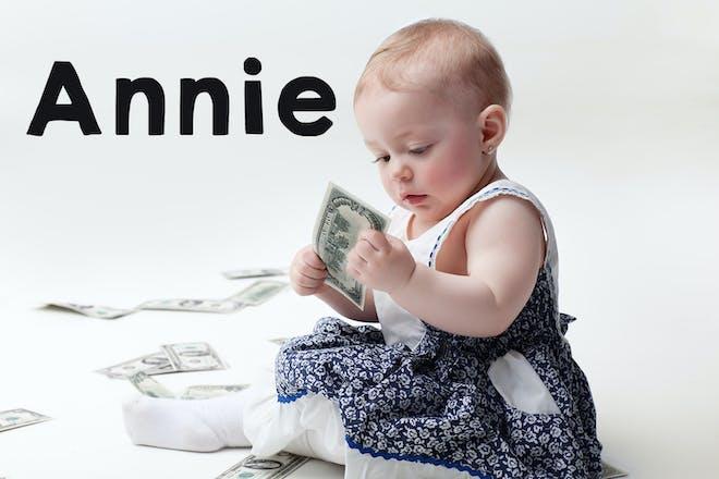 3. Annie