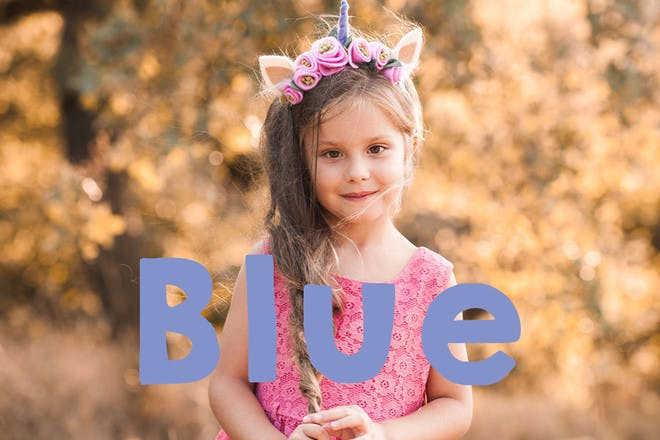 Baby name Blue