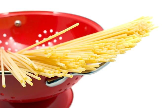 8. Spaghetti slotting