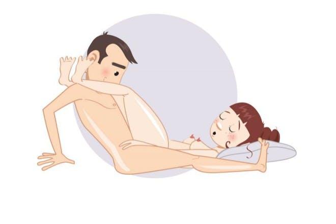 deckchair sex position
