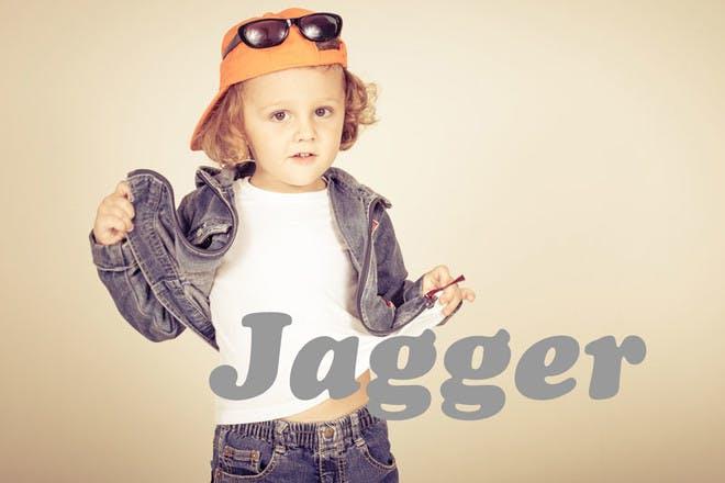 6. Jagger