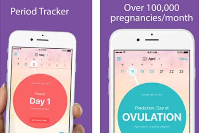 2. Flo Period & Ovulation Tracker