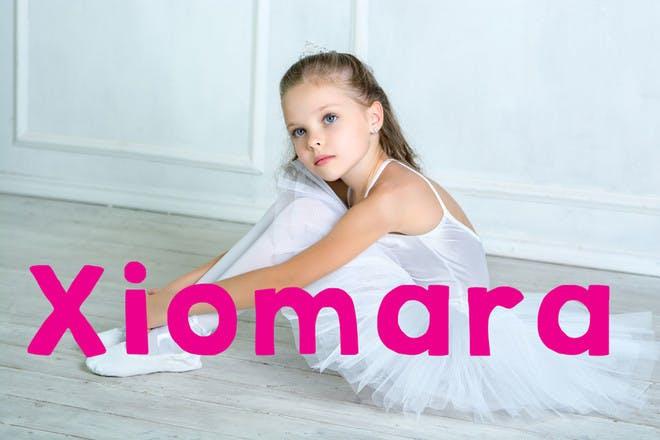Baby name Xiomara