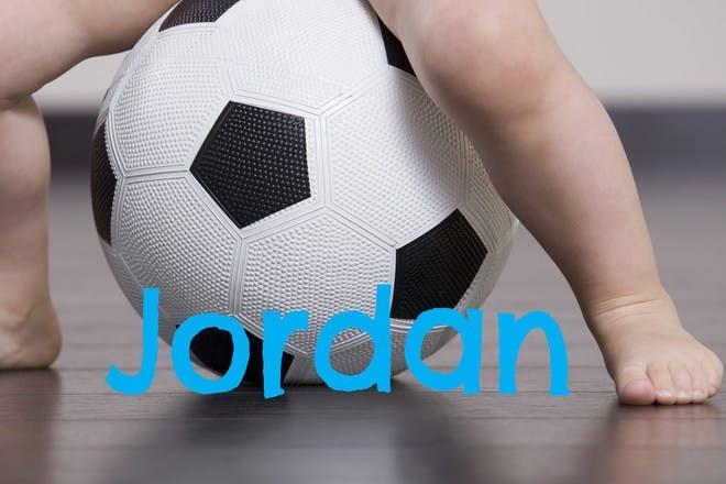 22. Jordan