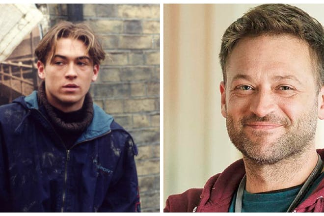 Paul Nicholls then and now