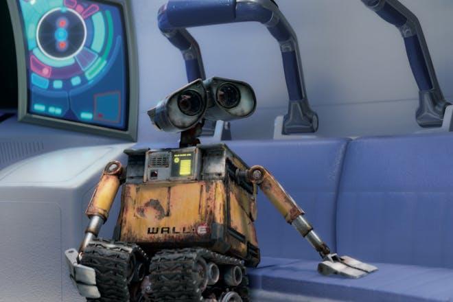 17. WALL-E (U)