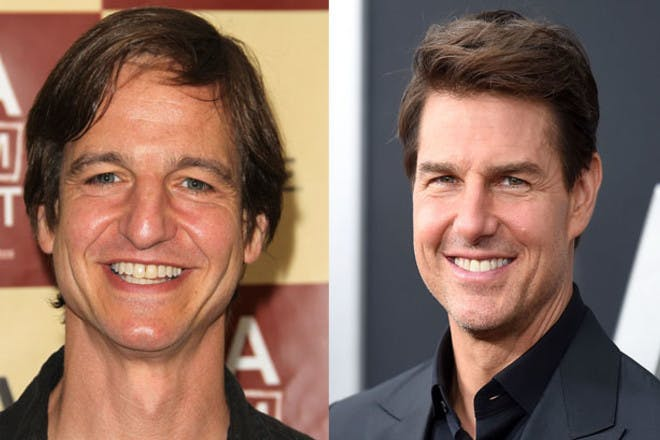 27. Tom Cruise and William Mapother