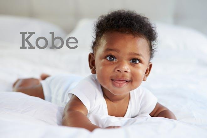 Kobe baby name