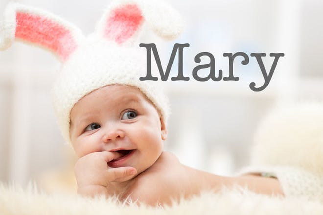 Mary - Easter baby names
