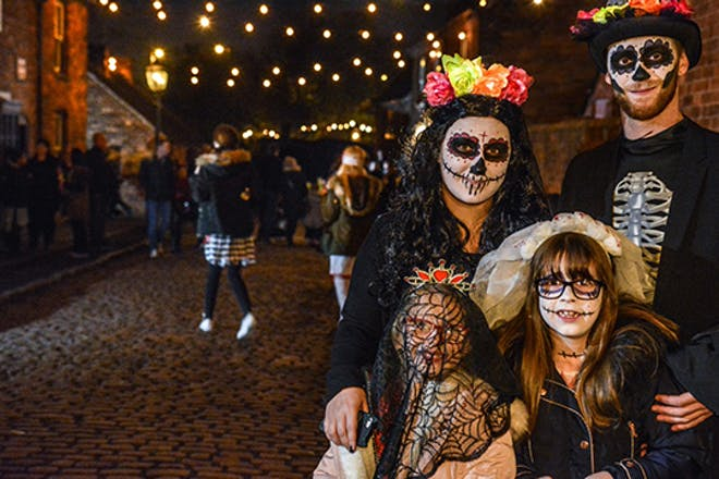 Halloween at the Black Country Living Museum