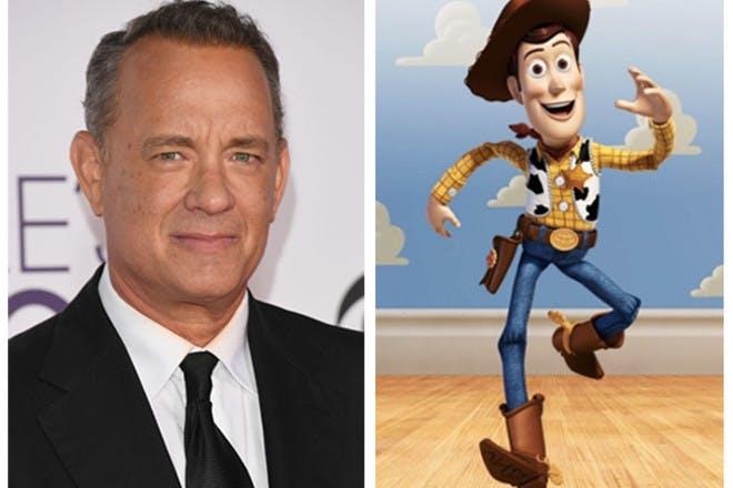 1. Tom Hanks
