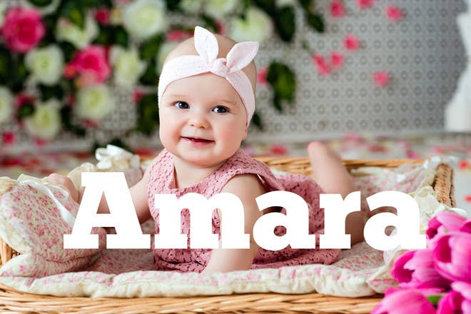 Edgy baby names for girls