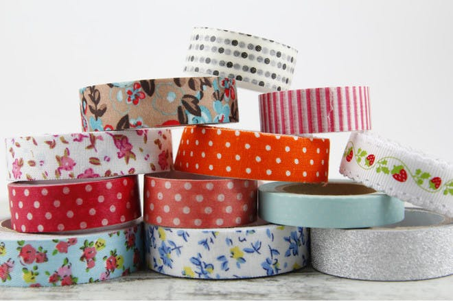 Top washi tape crafts for kids