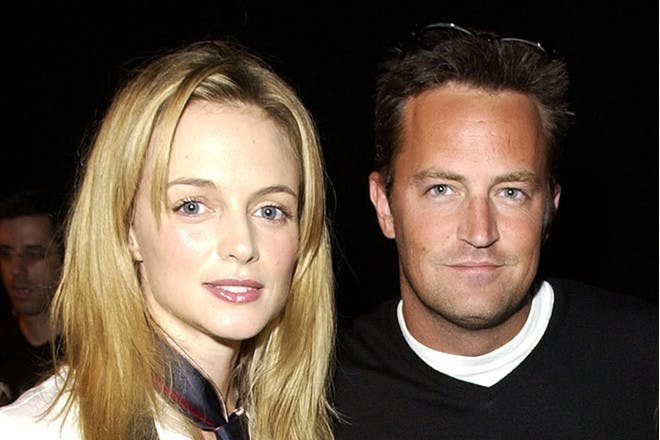 Matthew Perry and Heather Graham