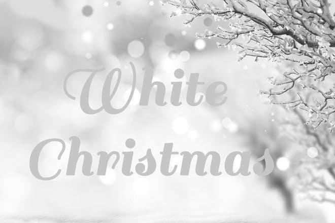 White Christmas - Christmas songs for kids