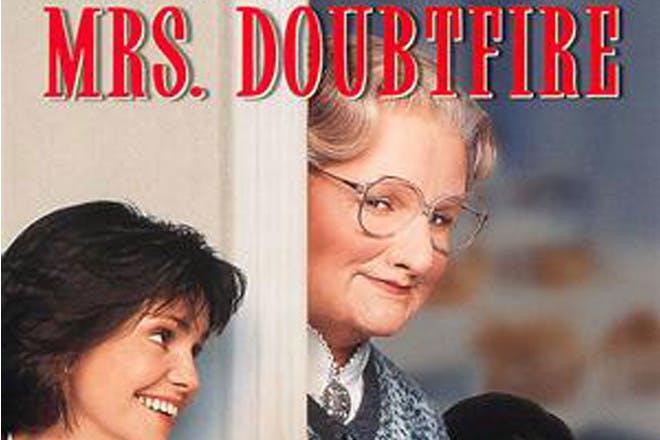 11. Mrs. Doubtfire