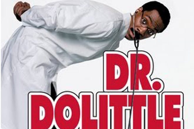 14. Dr. Dolittle