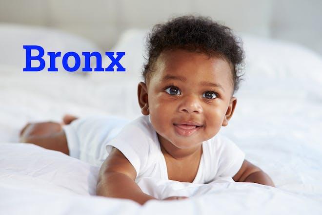 Bronx baby name