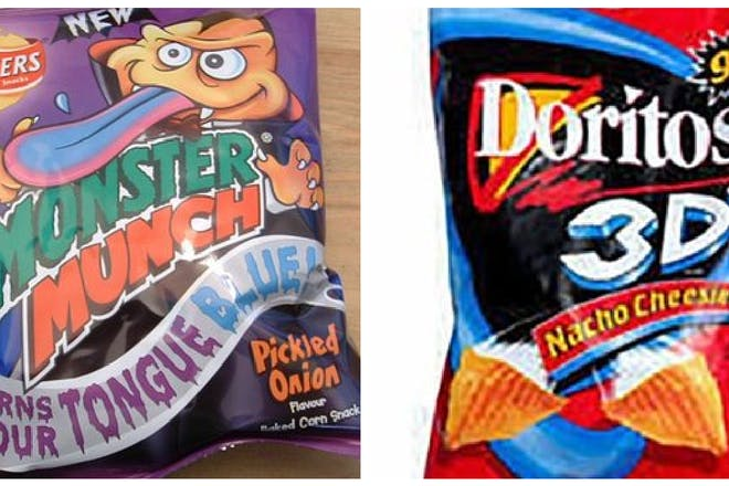15 discontinued crisps we wish they'd bring back