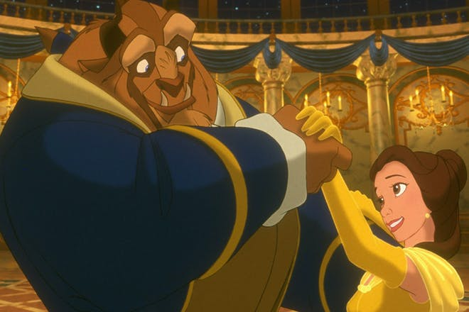 Beauty and the Beast movie still