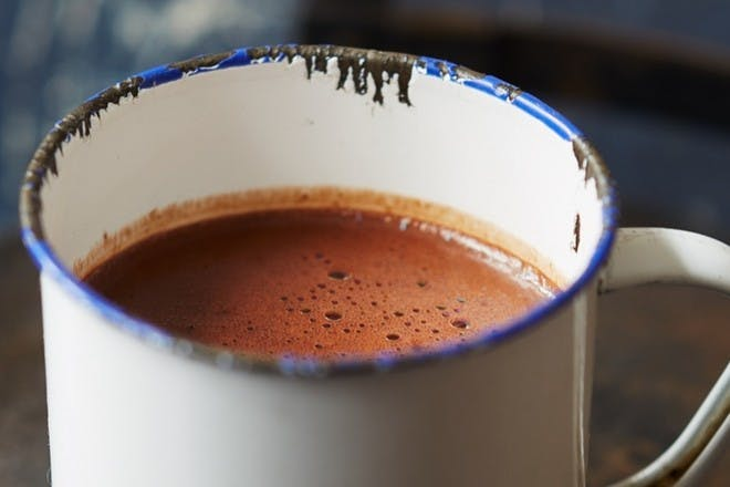 64. Make some hot chocolate