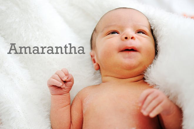 Amarantha baby name