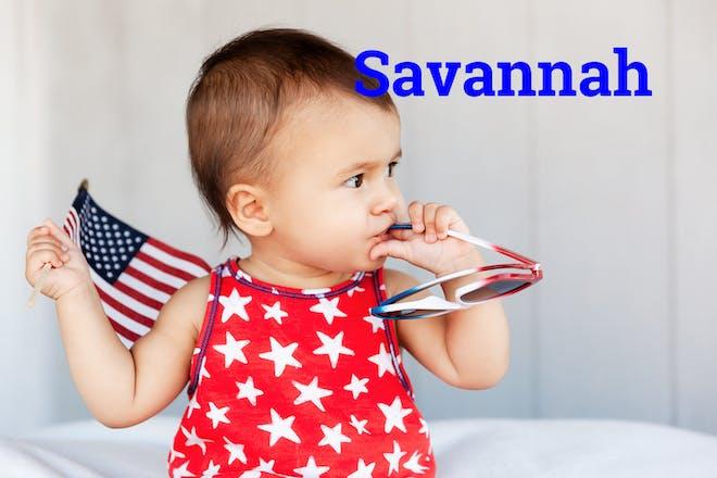 Savannah baby name