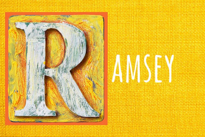 Baby name Ramsey