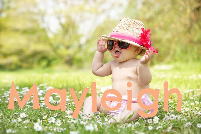 Baby name Mayleigh
