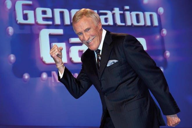The Generation Game Bruce Forsyth