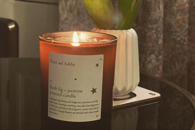 Jools Oliver candle