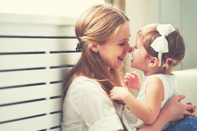Mum and child