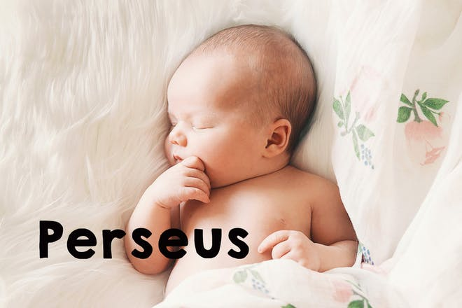 Perseus baby name