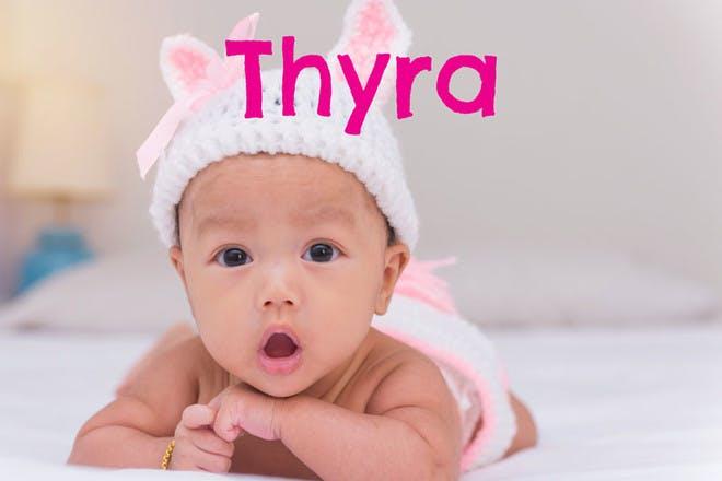 24. Thyra
