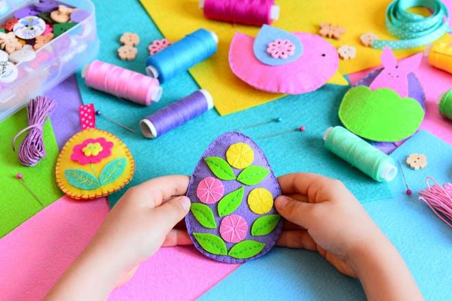 27. Spring crafts for kids