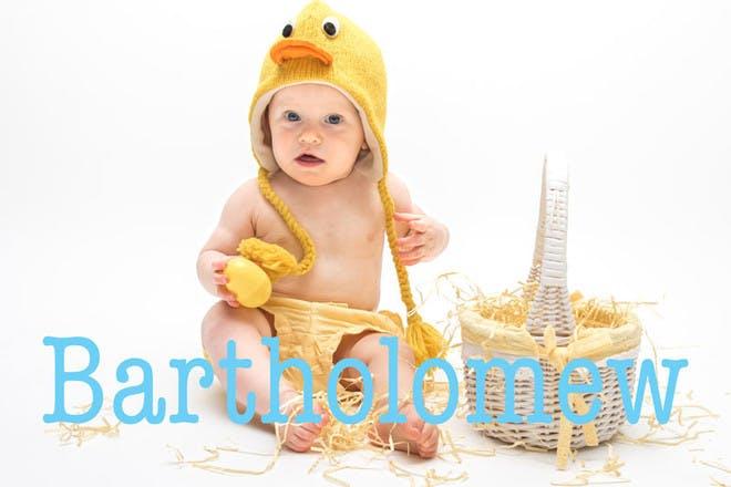 Bartholomew - Easter baby names