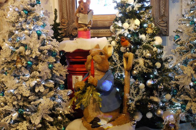 Christmas at the World of Beatrix Potter