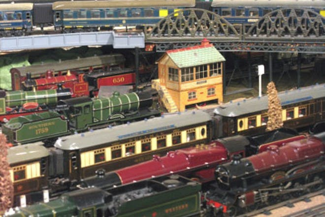 The Brighton Toy and Model Museum